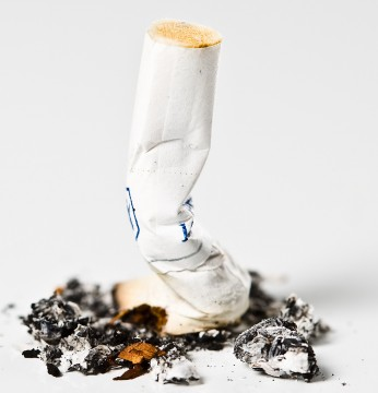 "Smoking: The ""Trooth"" About Smoking"