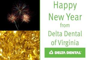 Happy New Year from Delta Dental of Virginia