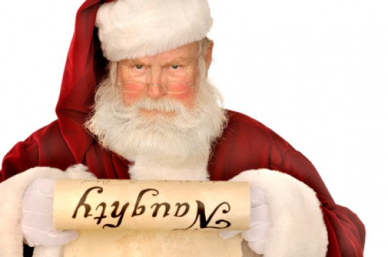 Stay Off the Naughty List by Avoiding Bad Habits