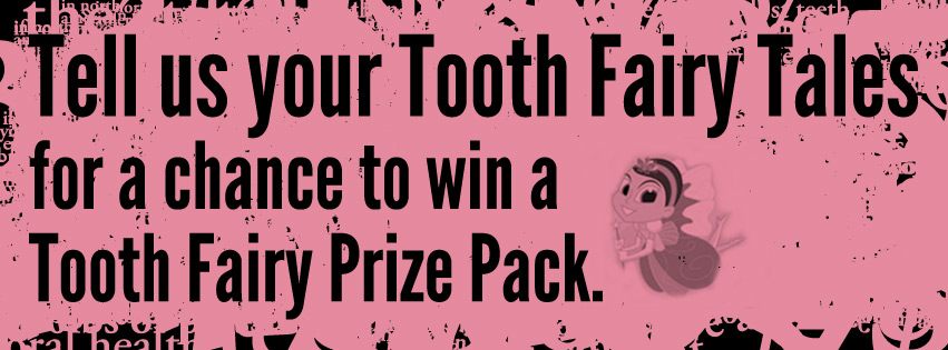 Tell Us Your Tooth Fairy Tales!