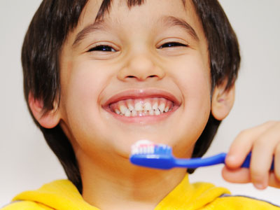 Kids Need Brushing up on Oral Health
