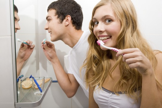 Tooth Brushing in the Morning – When is Best?
