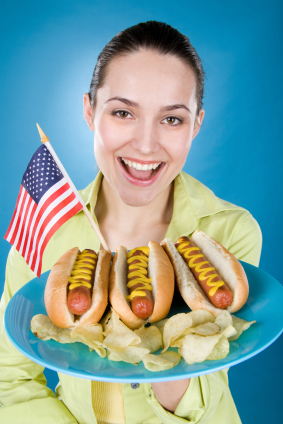 4th of July: Summer BBQ and Eating Tooth Healthy