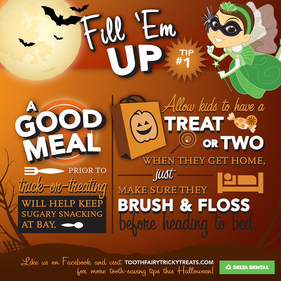 This Halloween – Fill Up the Kids with a Good Meal