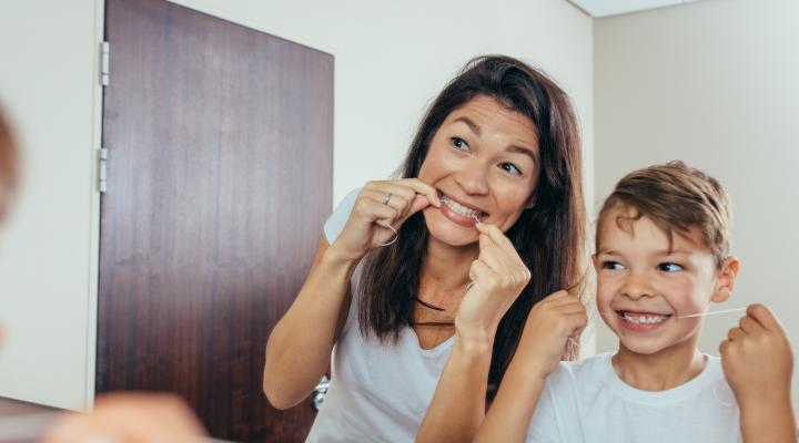 Make Flossing Fun for Kids