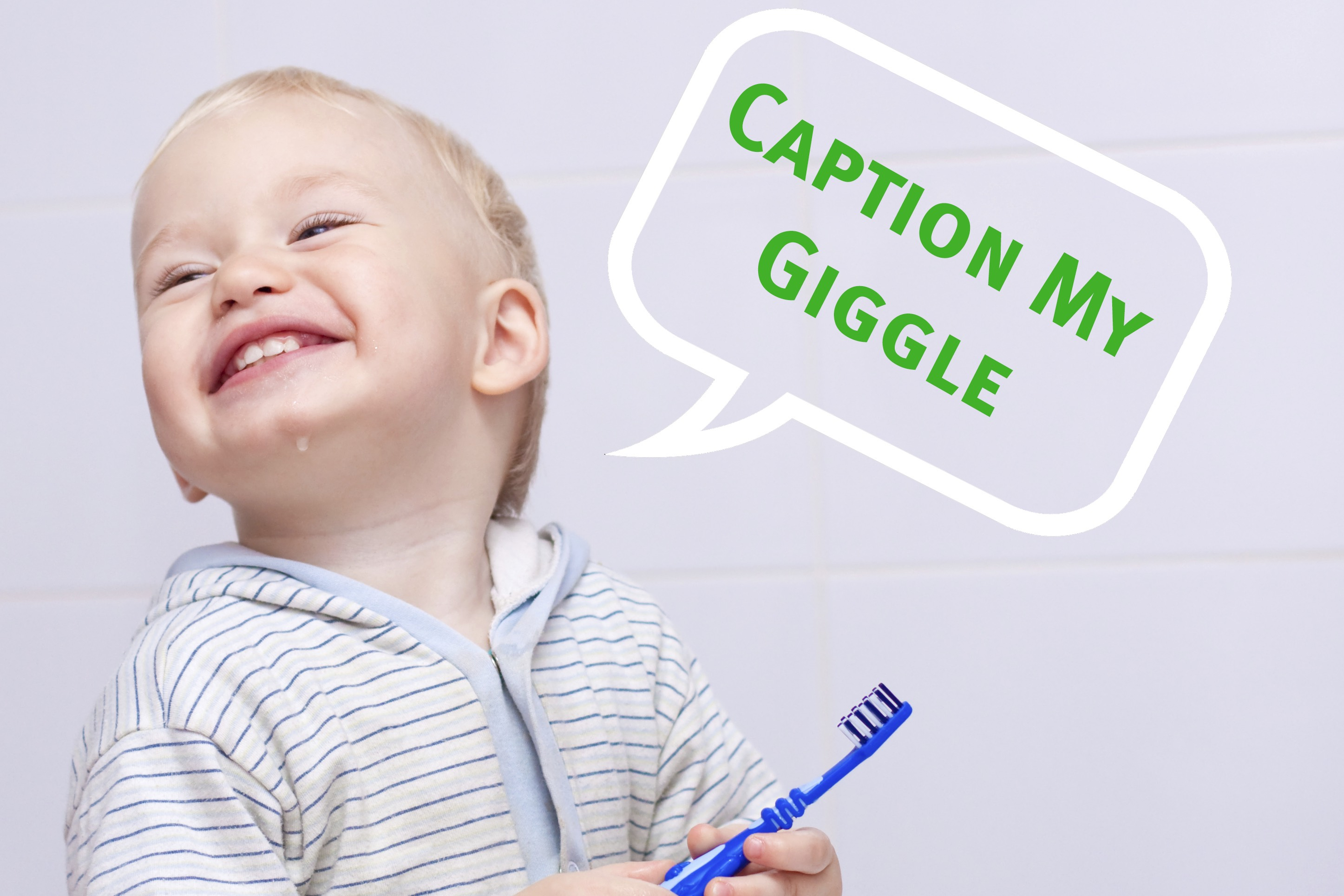 Giggle Giveaway: Show your Funny Side for Chance to Win a $100 Visa Gift Card