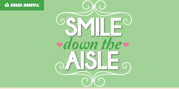 Smile Down the Aisle this Wedding Season [INFOGRAPHIC]