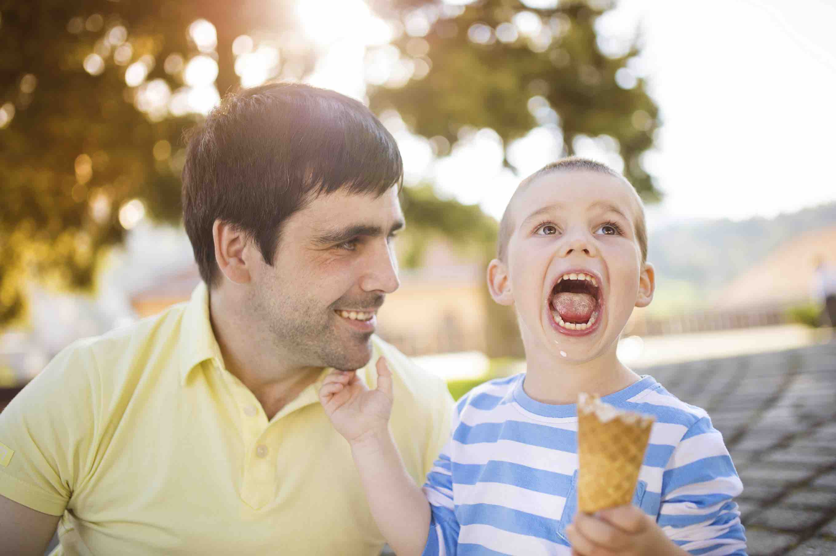 I Scream, You Scream, Your Teeth Scream for Ice Cream!