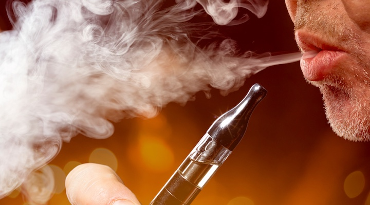 E-Cigarettes: The Lesser of 2 Evils?