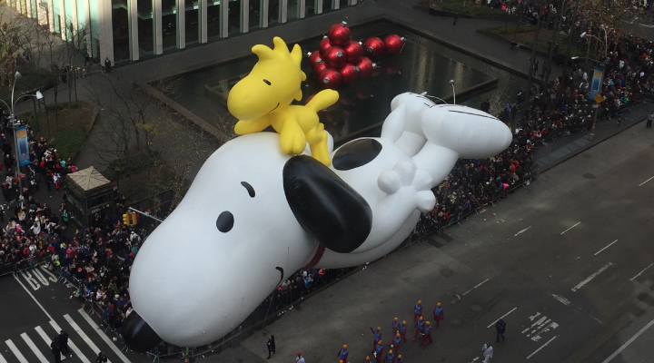 Top Smile-worthy Thanksgiving Day Parade Moments