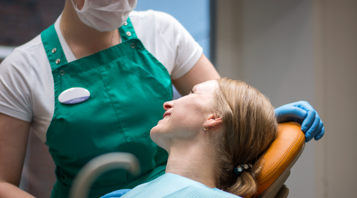 Find the perfect dentist
