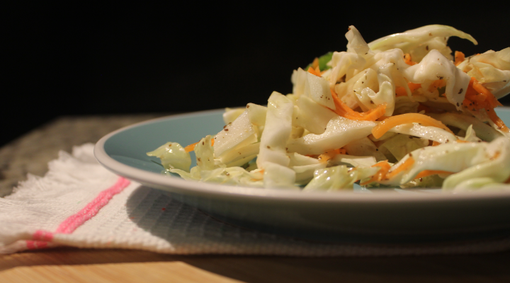 Coleslaw recipe without mayo