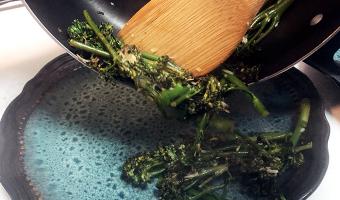 Recipe + Health Benefits of Broccolini