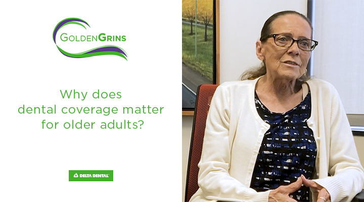 Why Does Dental Care Matter for Older Adults?