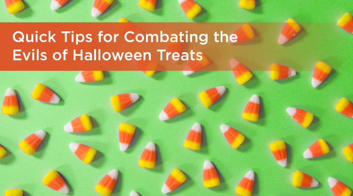 It can be difficult to manage the amount of candy that your child gets while out trick or treating. But you can manage the amount of candy that your child keeps.