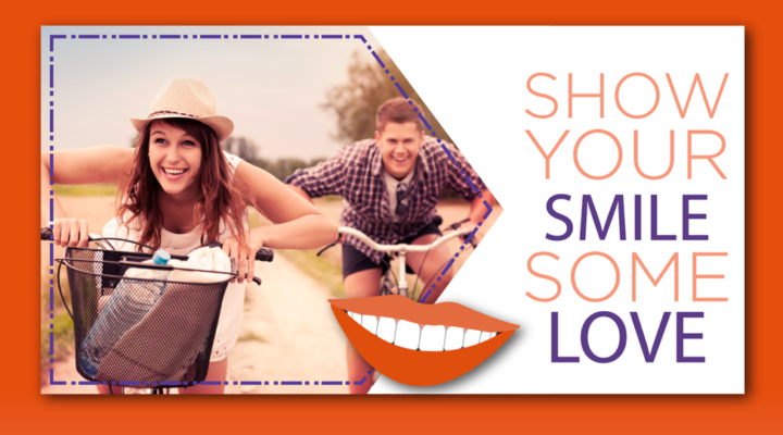 Show Your Smile Some Love | Fall in Love with Oral Health
