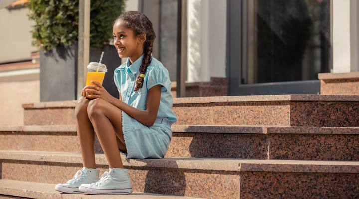 Kids Are Hooked on Sugary Drinks