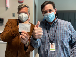 Delta Dental of Virginia Vaccination Clinic
