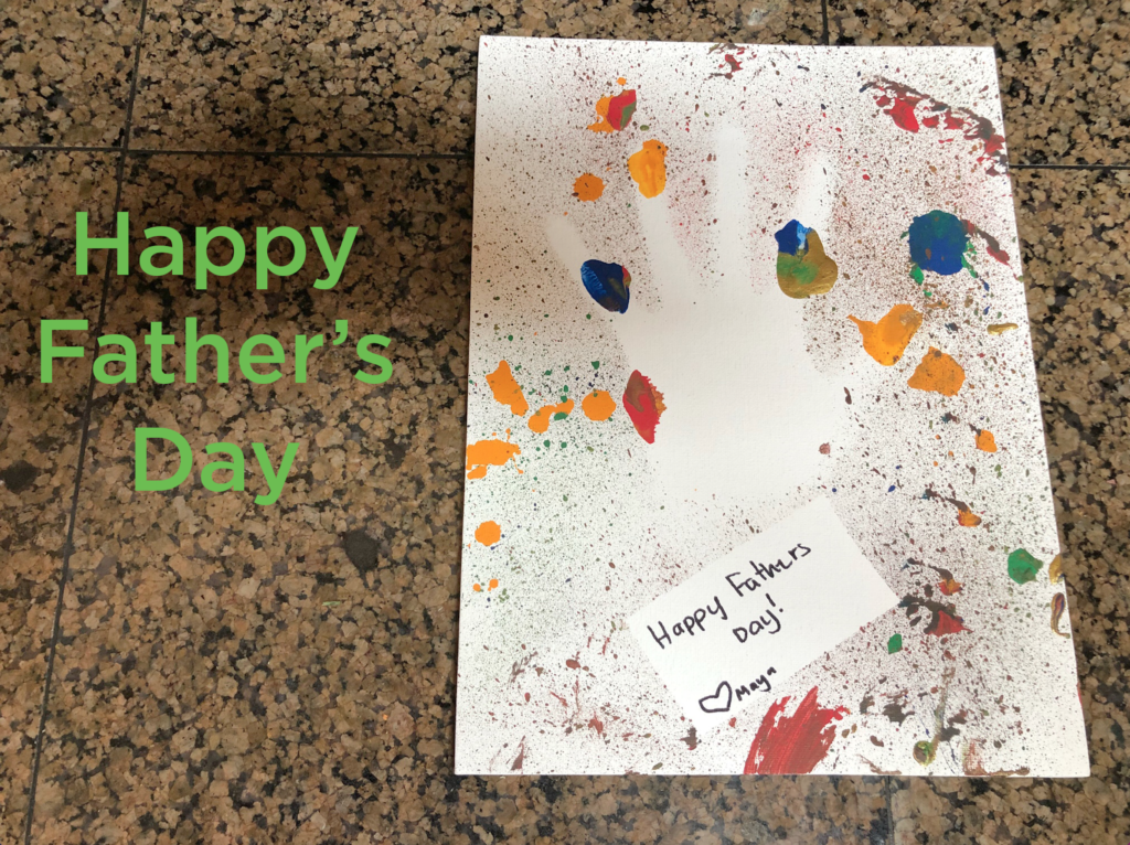 Are you and your kids like many of us who are struggling to find a meaningful gift for Dad this Father's Day? We've got a fun DIY gift idea the kids will love.