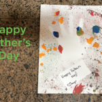 Father's Day DIY Art Craft Project